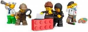Конструктор LEGO Ideas Бітлз Жовта Субмарина