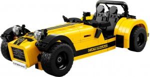 Конструктор LEGO Ideas Катерхем 7  620R