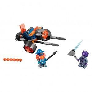 Конструктор LEGO Nexo Knights Артилерія королівської охорони