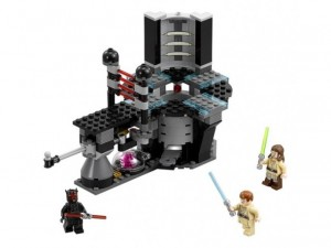 Конструктор LEGO Star Wars TM Дуель на Набу