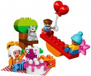 Конструктор LEGO DUPLO День народження