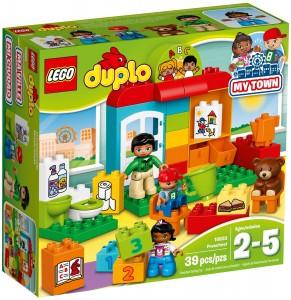 Конструктор LEGO DUPLO Готуємося до школи