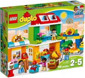 Конструктор LEGO DUPLO Міська площа