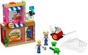 Конструктор  LEGO DC Super Hero Girls Харлі Квін приходить на допомогу