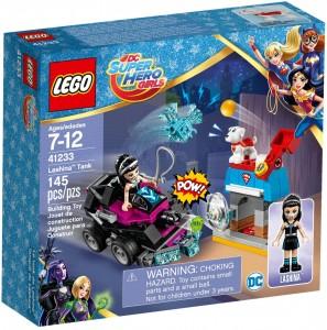 Конструктор  LEGO DC Super Hero Girls Танк Лашини