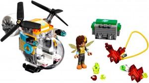 Конструктор LEGO DC Super Hero Girls Гелiкоптер Бамблбі