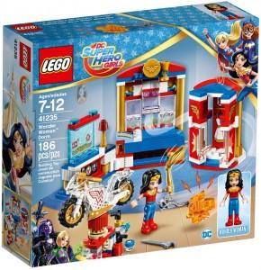 Конструктор  LEGO DC Super Hero Girls Кімната Диво-Жінки