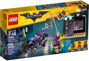 Конструктор LEGO Batman Movie Погоня за Жінкою-Кішкою
