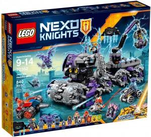 Конструктор LEGO Nexo Knights Атакобій Джестро
