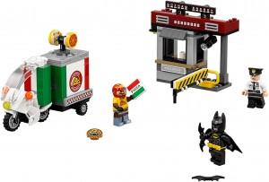 Конструктор LEGO Batman Movie Спеціальна доставка Опудала