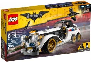 Конструктор LEGO Batman Movie Льодокаток Пінгвіна