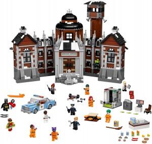 Конструктор LEGO Batman Movie Лікарня Аркхем