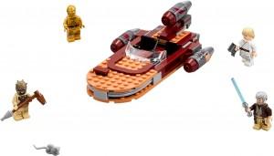 Конструктор LEGO Star Wars TM Всюдихід Люка
