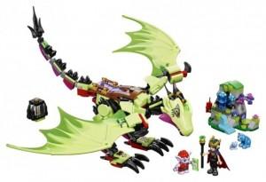 Конструктор LEGO Elves Лихий дракон короля гоблінів