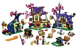 Конструктор LEGO Elves Магічний порятунок із поселення гоблінів