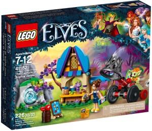Конструктор LEGO Elves Викрадення Софі Джонс