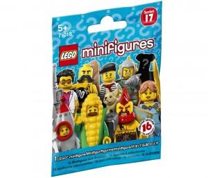 Конструктор LEGO Minifigures Ретро космонавт