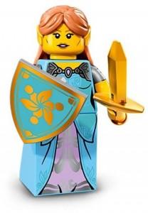 Конструктор LEGO Minifigures Ельфійка