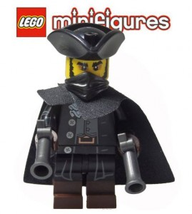 Конструктор LEGO Minifigures Секретна мініфігурка