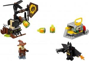 Конструктор LEGO Batman Movie Жахлива зустріч з Опудалом