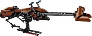 Конструктор LEGO Star Wars TM Штурмовик-розвідник і швидкісний мотоцикл