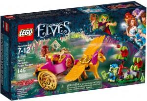 Конструктор LEGO Elves Азарі і лісова втеча гобліна