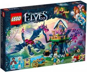Конструктор LEGO Elves Цілюща схованка Розалін