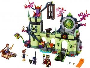 Конструктор LEGO Elves Утеча з фортеці короля гоблінів