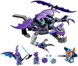 Конструктор LEGO Nexo Knights Гелігойл