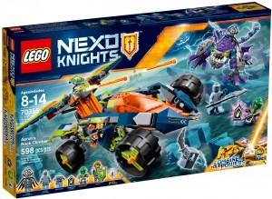 Конструктор LEGO Nexo Knights Скалелаз Аарона