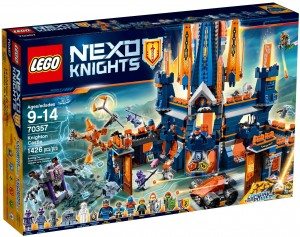 Конструктор LEGO Nexo Knights Замок Найтона