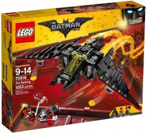 Конструктор LEGO Batman Movie Бетмоліт