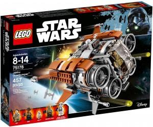 Конструктор LEGO Star Wars TM Квадрострибун на Джакку