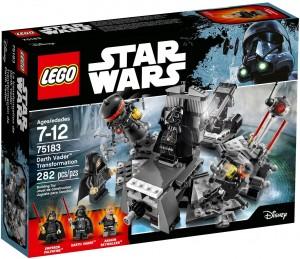 Конструктор LEGO Star Wars TM Трансформація Дарта Вейдера