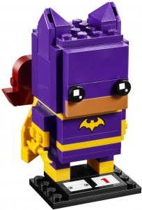 Конструктор LEGO Brickheadz Batgirl™ (Бетгьорл)