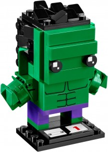 Конструктор LEGO Brickheadz The Hulk (Халк)