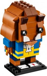 Конструктор LEGO Brickheadz Beast  (Чудовисько)