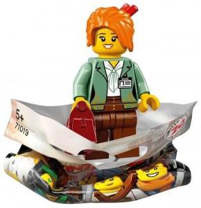 Конструктор LEGO Minifigures Місако