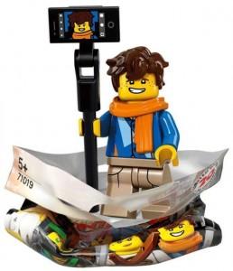 Конструктор LEGO Minifigures Джей Волкер
