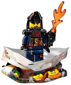 Конструктор LEGO Minifigures Велика Біла акула з Армії Акул