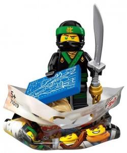 Конструктор LEGO Minifigures Ллойд