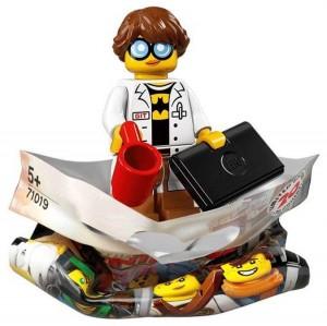 Конструктор LEGO Minifigures GPL Тех