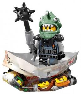 Конструктор LEGO Minifigures Морський чорт із Арміі Акул