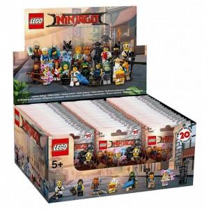 Конструктор LEGO Minifigures LEGO® NINJAGO® MOVIE™  Ніндзяго (20 од.)