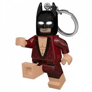 """Брелок-ліхтарик """"Лего-Фільм - Бетмен у кімоно"""""""