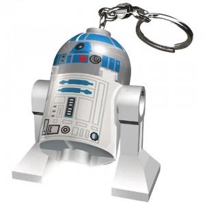 """Лего брелок-ліхтарик """"R2-D2"""" з батарейкою"""