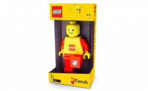 Лего ліхтарик без батарейок