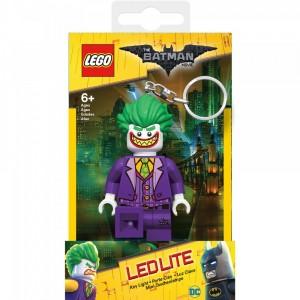 """Брелок-ліхтарик """"Лего-Фільм - Джокер"""""""
