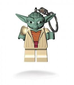 """Лего брелок-ліхтарик """"Зоряні війни - Йода"""""""