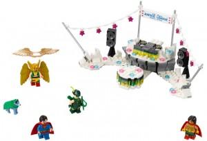 Конструктор  LEGO Batman День Народження Ліги Справедливості